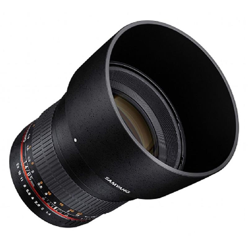 Samyang 85mm F1.4 IF MC AS AE - Nikon AF Image 1