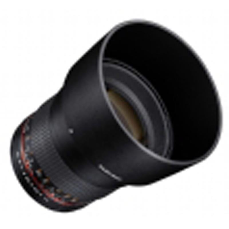 Samyang 85mm F1.4 IF MC Aspherical - Sony AF Image 1