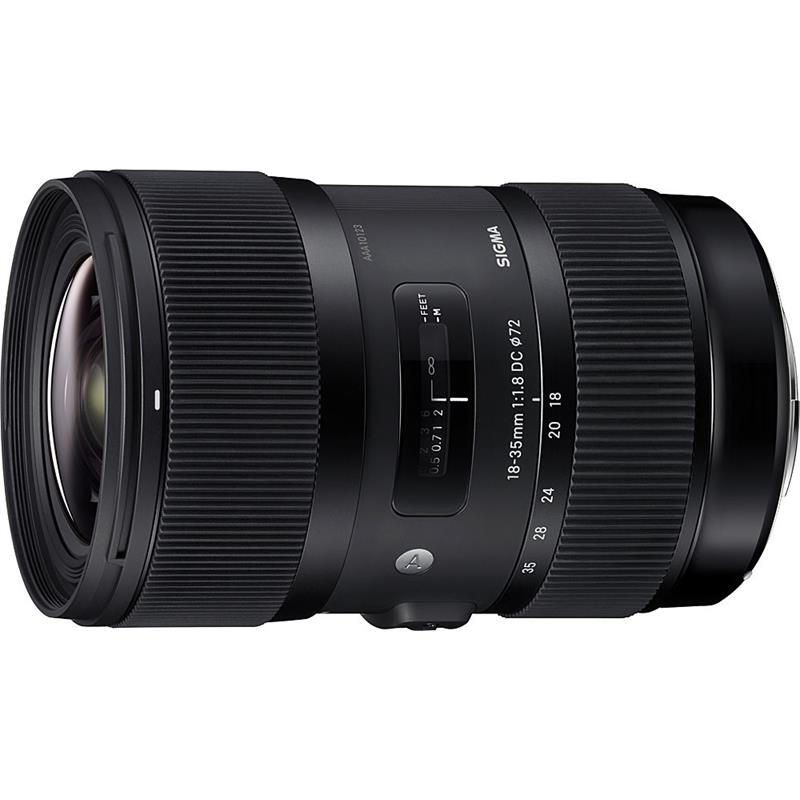 Sigma 18-35mm F1.8 DC HSM - Canon EOS Thumbnail Image 1