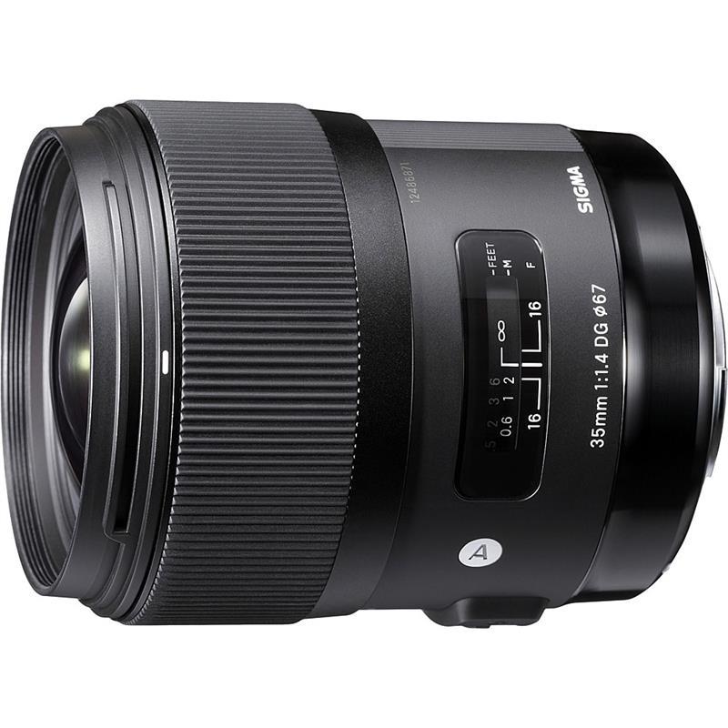 Sigma 35mm F1.4 DG HSM A - Canon EOS Image 1