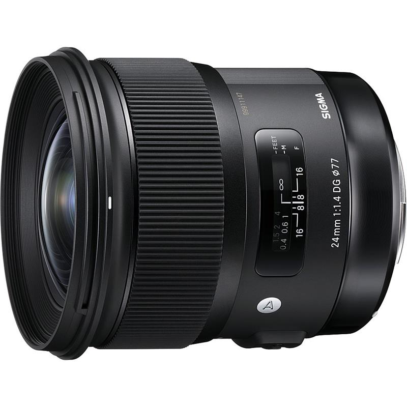Sigma 24mm F1.4 DG HSM A - Canon EOS Thumbnail Image 1