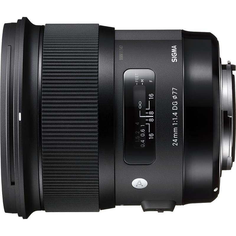 Sigma 24mm F1.4 DG HSM A - Canon EOS Thumbnail Image 0
