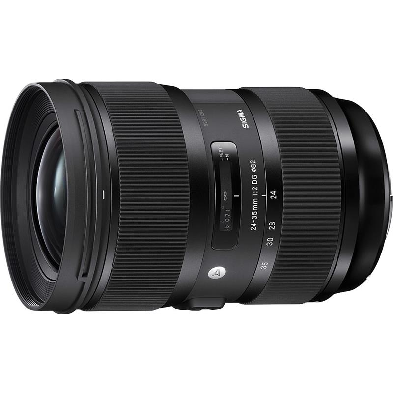 Sigma 24-35mm F2 DG HSM A - Canon EOS Thumbnail Image 1