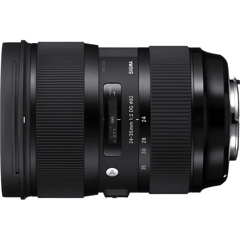 Sigma 24-35mm F2 DG HSM A - Nikon AF Thumbnail Image 0