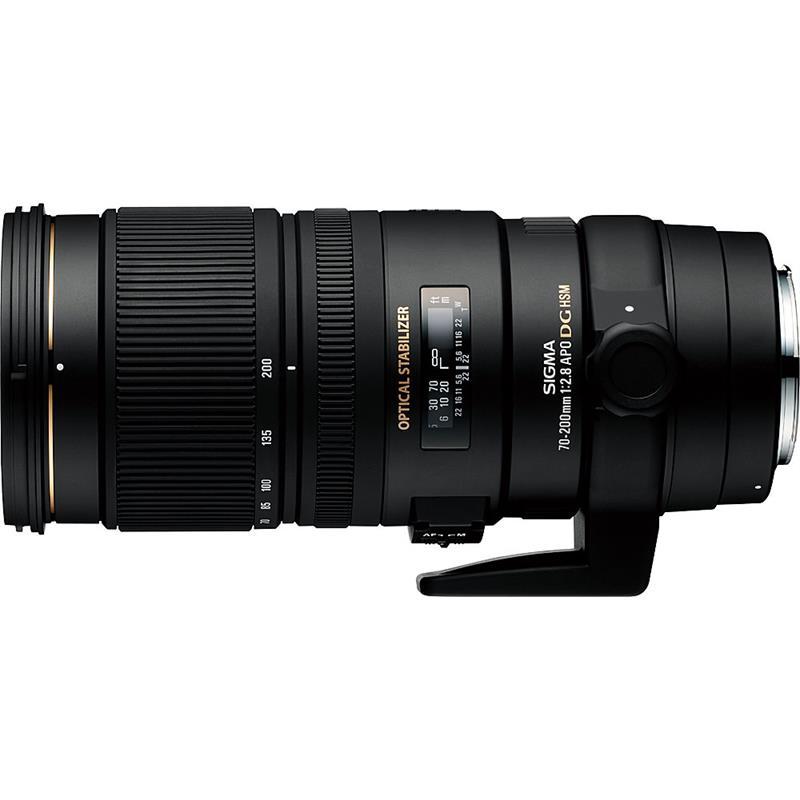 Sigma 70-200mm F2.8 APO EX DG OS HSM - Canon EOS Image 1