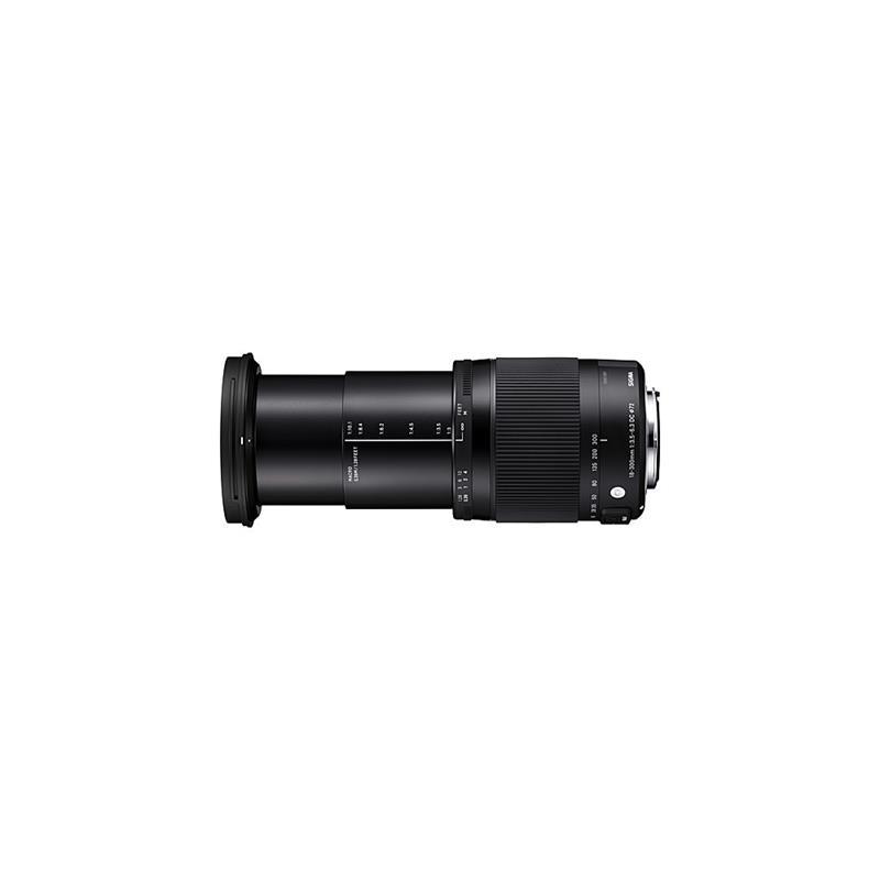 Sigma 18-300mm F3.5-6.3 DC OS HSM Macro C - Canon EOS Thumbnail Image 2