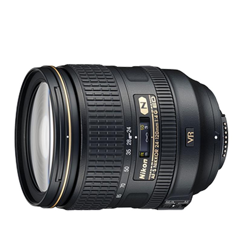 24-120mm F4 AFS G ED VR  Image 1
