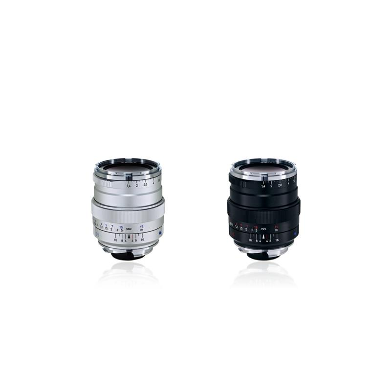 Zeiss 35mm F1.4 ZM - Silver  Thumbnail Image 0
