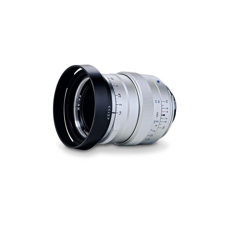 Zeiss 35mm F1.4 ZM - Silver  Thumbnail Image 1