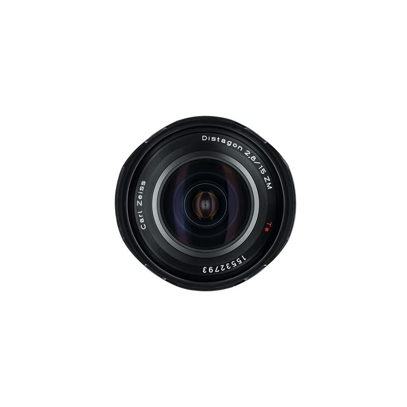Zeiss 15mm F2.8 ZM - Black Thumbnail Image 1