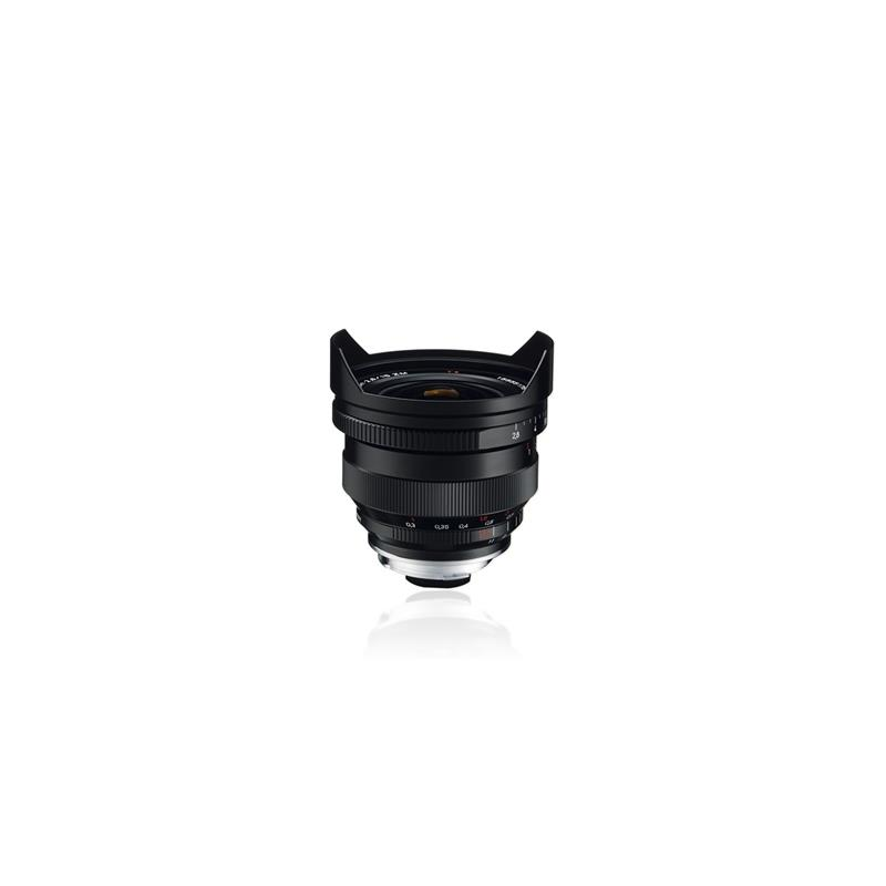 Zeiss 15mm F2.8 ZM - Black Thumbnail Image 0
