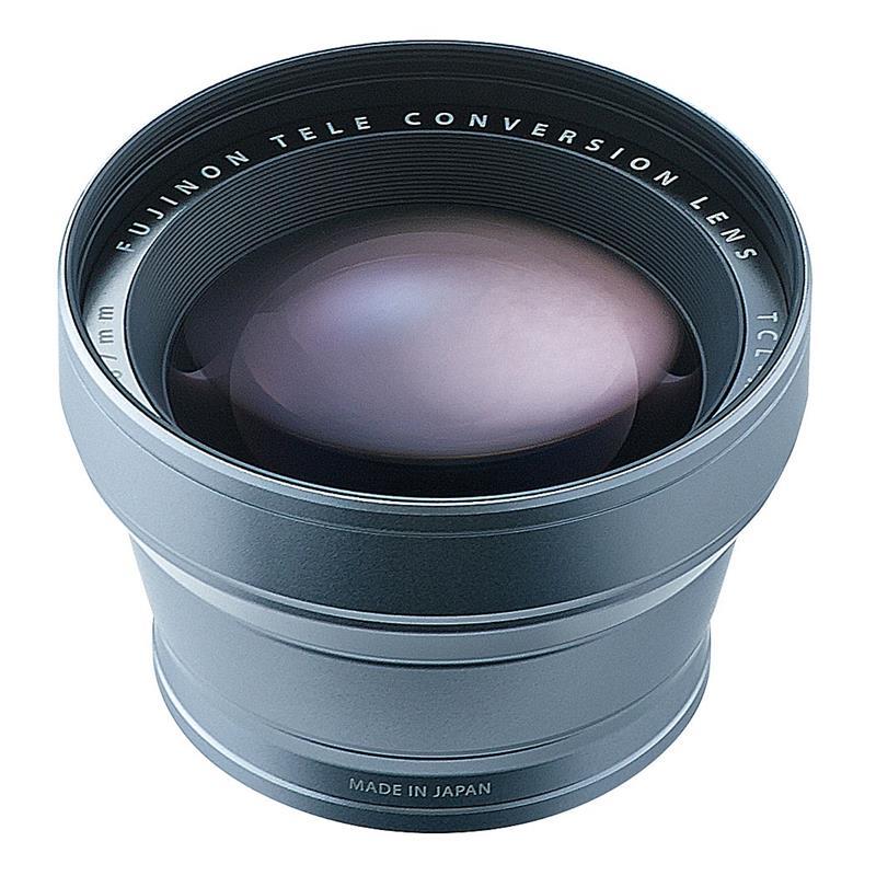 Fujifilm TCL-X100 Tele Converter II - Silver  Image 1