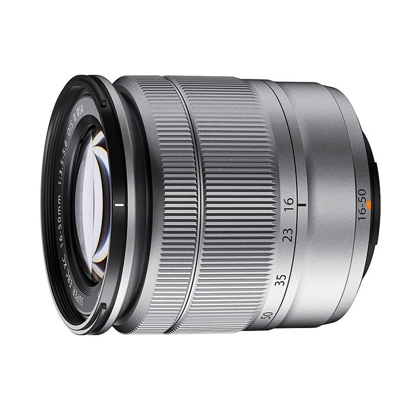 Fujifilm 16-50mm F3.5-5.6 OIS XC II - Silver Image 1