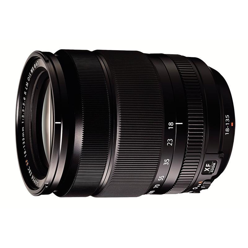 Fujifilm 18-135mm F3.5-5.6 LM OIS WR XF Image 1