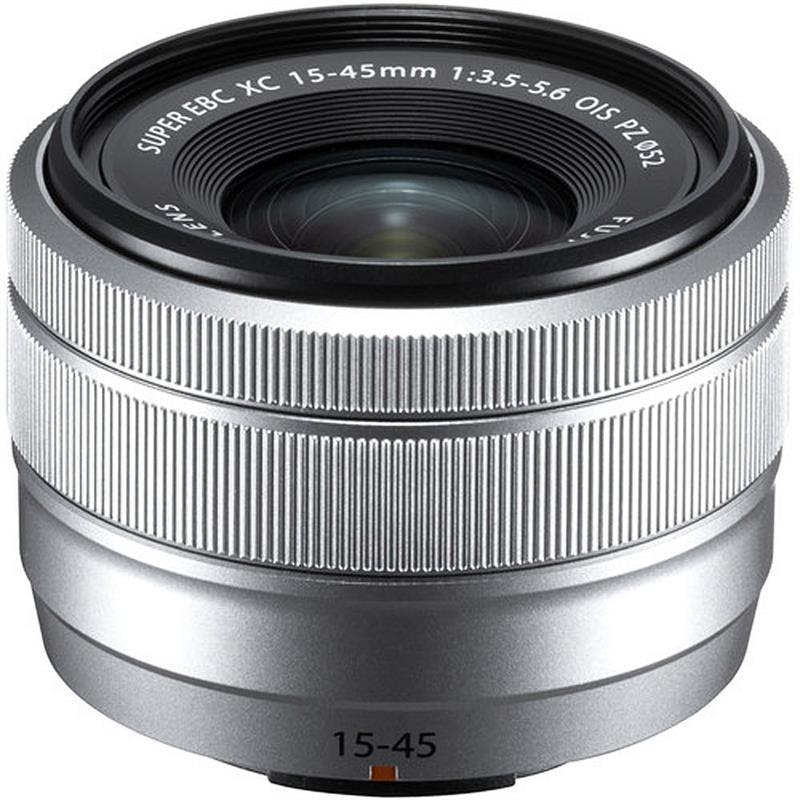 Fujifilm 15-45mm f3.5-5.6 OIS PZ XC - Silver  Image 1