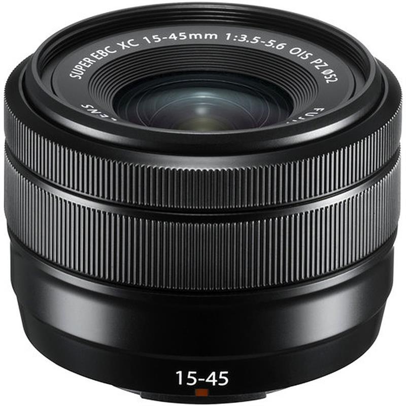 Fujifilm 15-45mm f3.5-5.6 OIS PZ XC - Black  Image 1