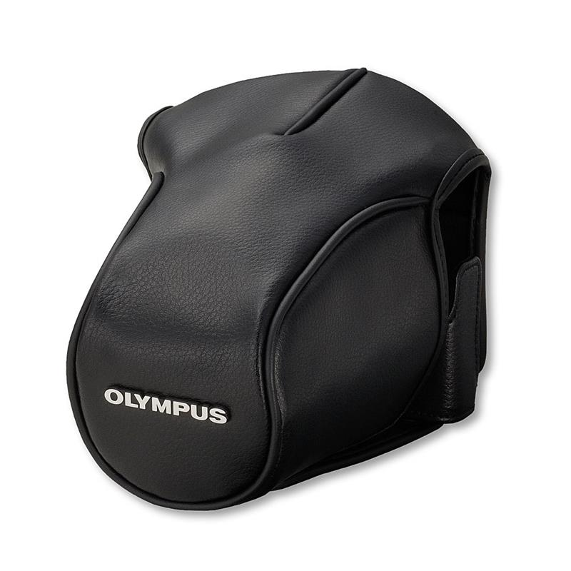 Olympus CS-36FBC Leather Case OM-D Image 1