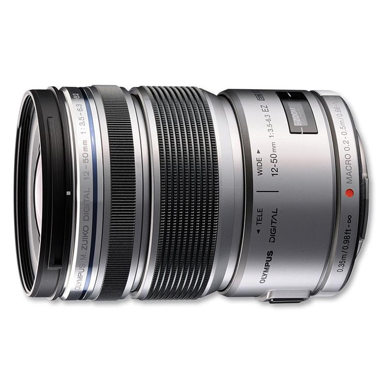 Olympus 12-50mm F3.5-6.3 ED M.Zuiko Image 1