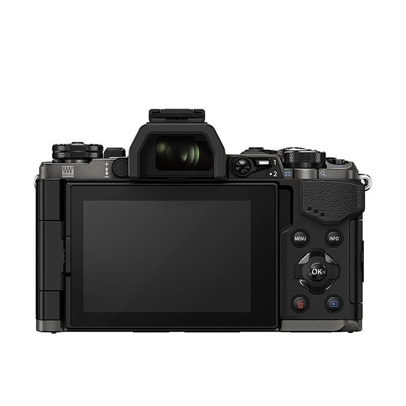 Olympus OM-D E-M5 II + 12-40mm - Black Thumbnail Image 1