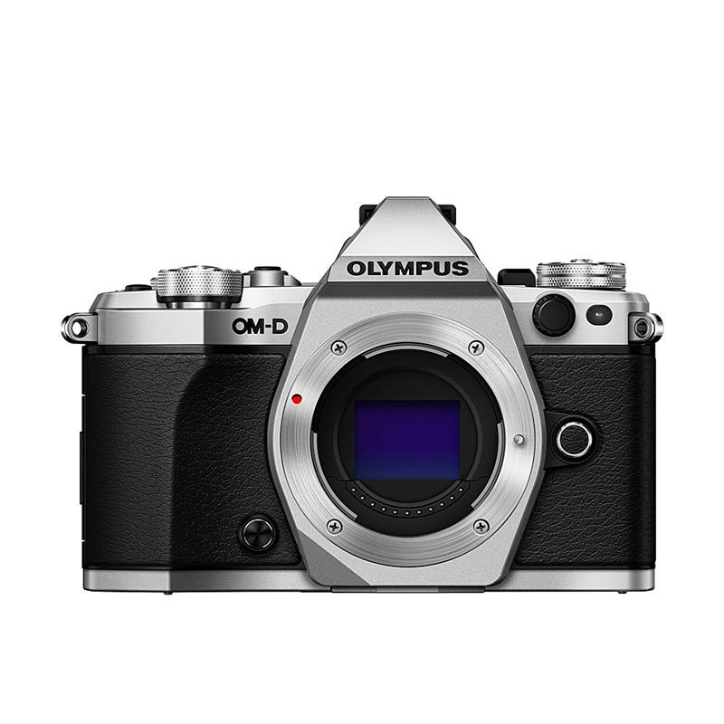 Olympus OM-D E-M5 II + 12-40mm - Silver Thumbnail Image 0