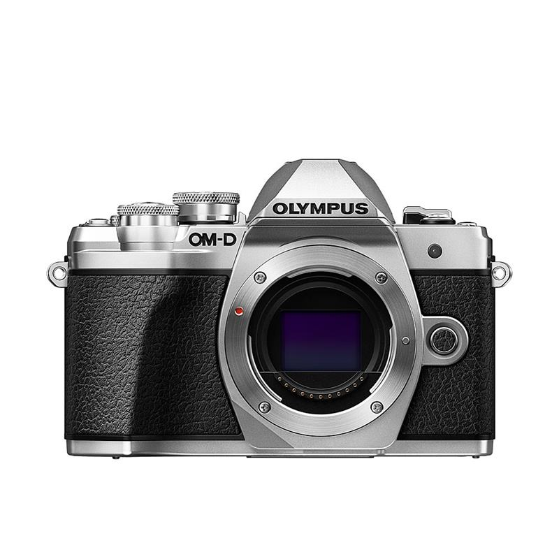 Olympus OM-D E-M10 III Body Only - Silver Thumbnail Image 0