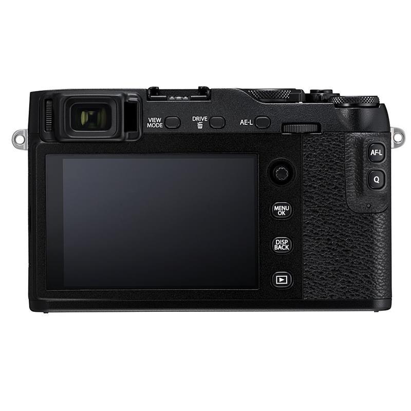 Fujifilm X-E3 + 18-55mm - Black Thumbnail Image 1