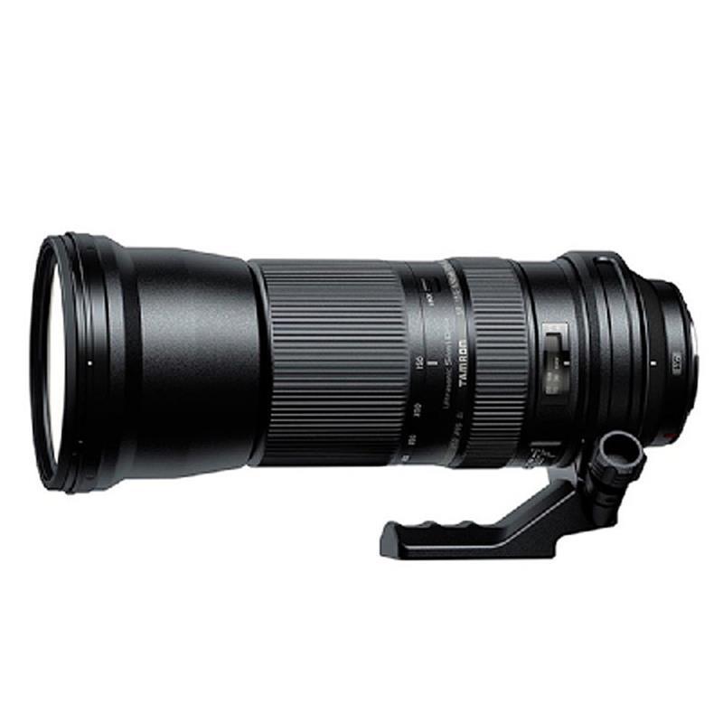Tamron 150-600mm F5-6.3 SP Di VC USD - Canon EOS Image 1