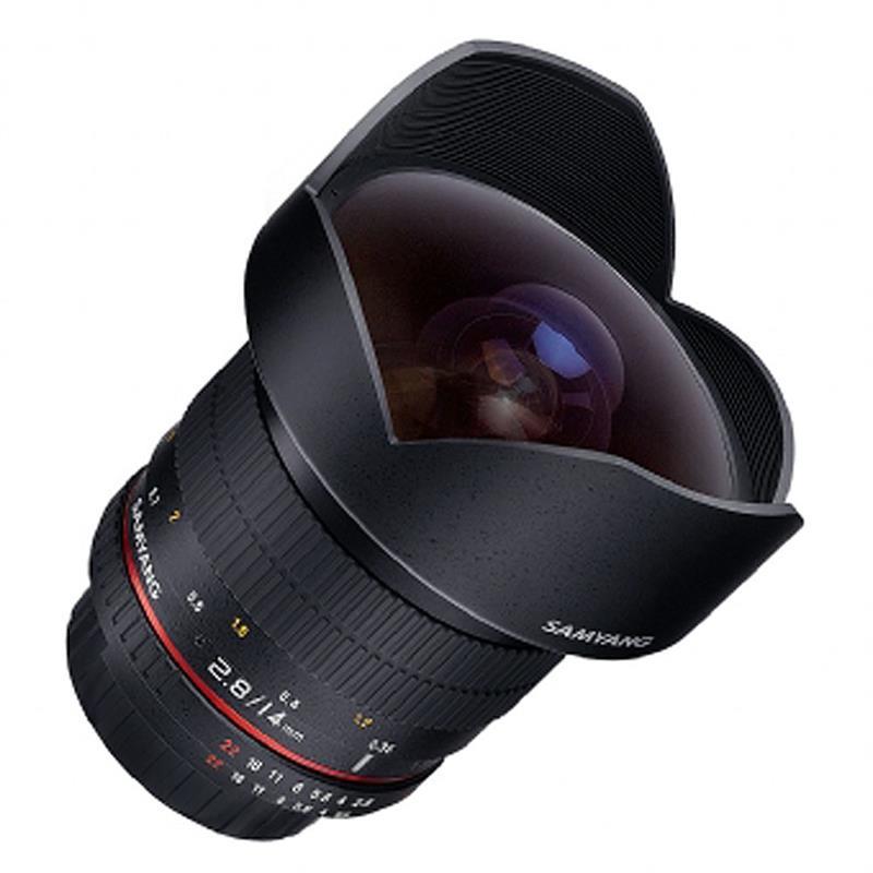 Samyang 14mm F2.8 IF ED UMC Aspherical FE - Sony E Image 1
