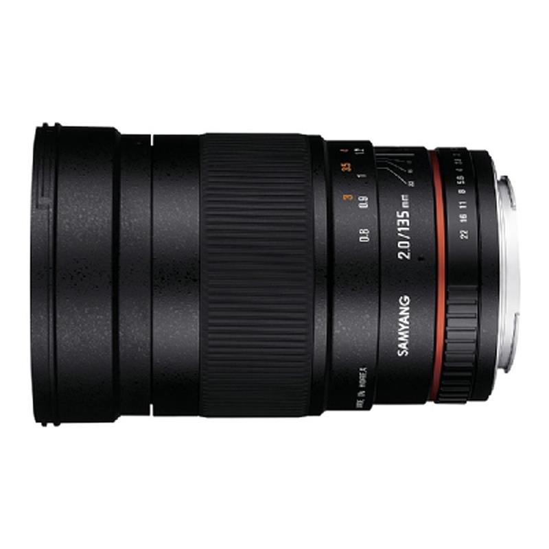 Samyang 135mm f2 ED UMC FE - Sony E Image 1