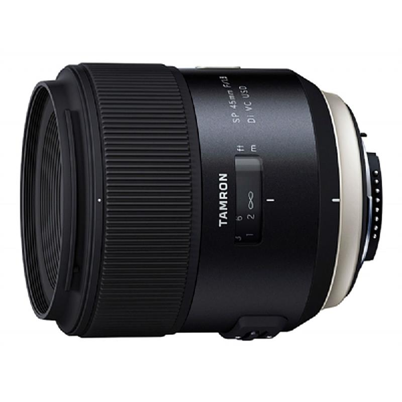 Tamron 45mm F1.8 Di VC USD - Canon EOS Image 1