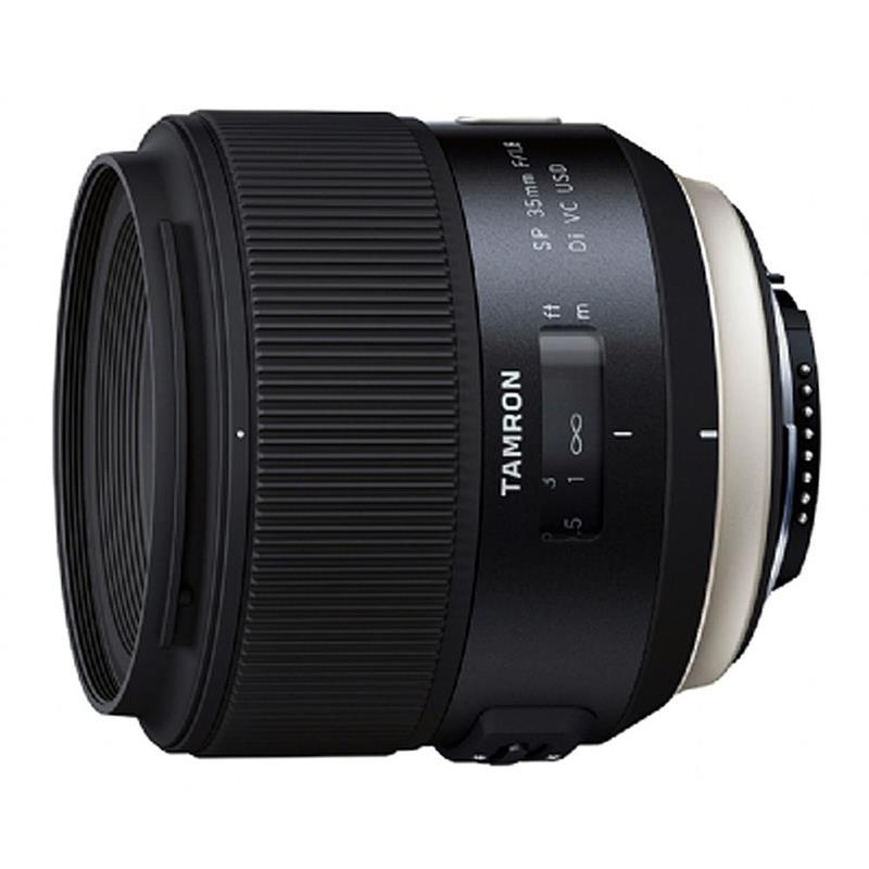Tamron 35mm F1.8 Di VC USD - Canon EOS Image 1