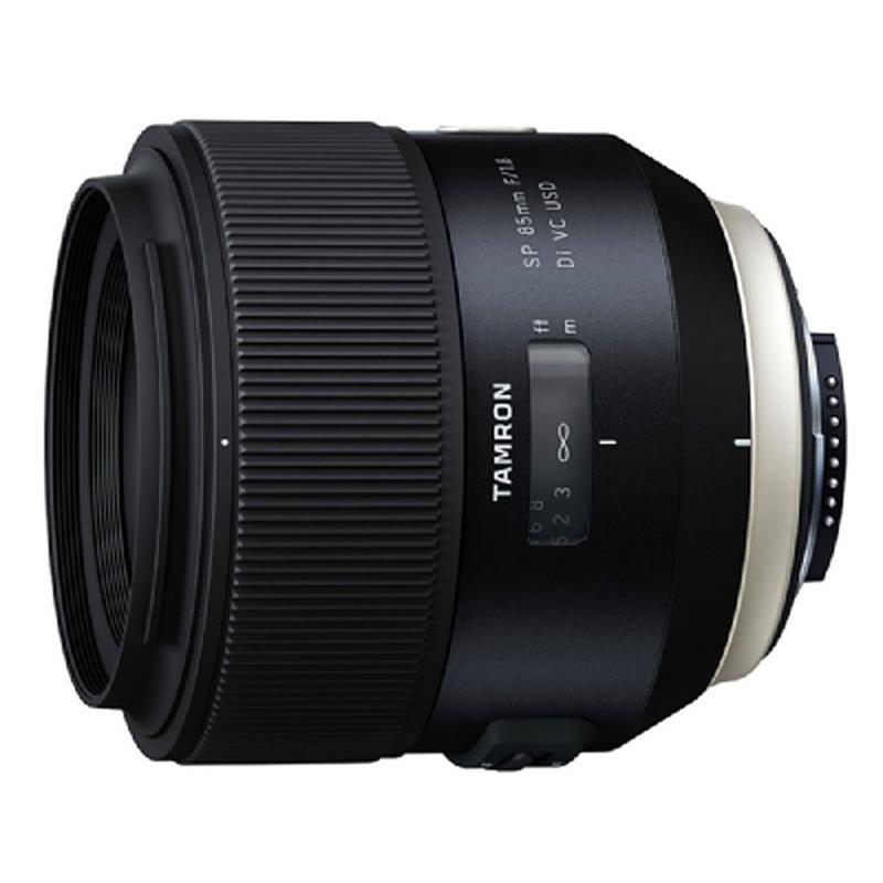 Tamron 85mm F1.8 SP Di VC USD - Nikon AF Image 1