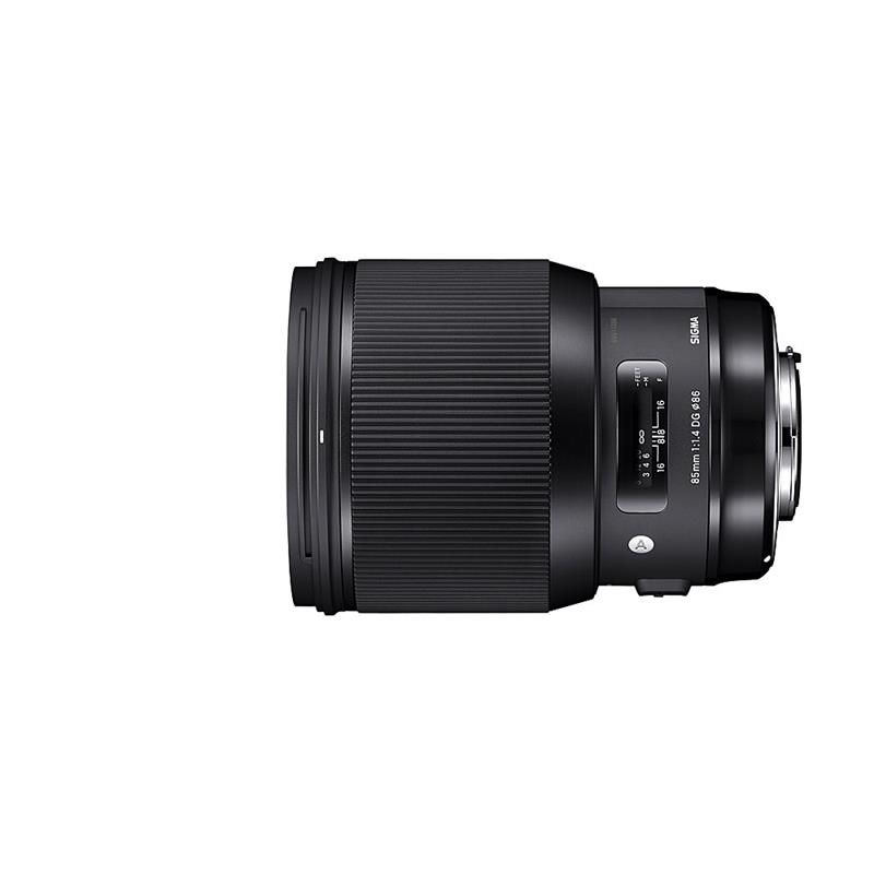 Sigma 85mm F1.4 DG HSM Art - Nikon AF Thumbnail Image 0