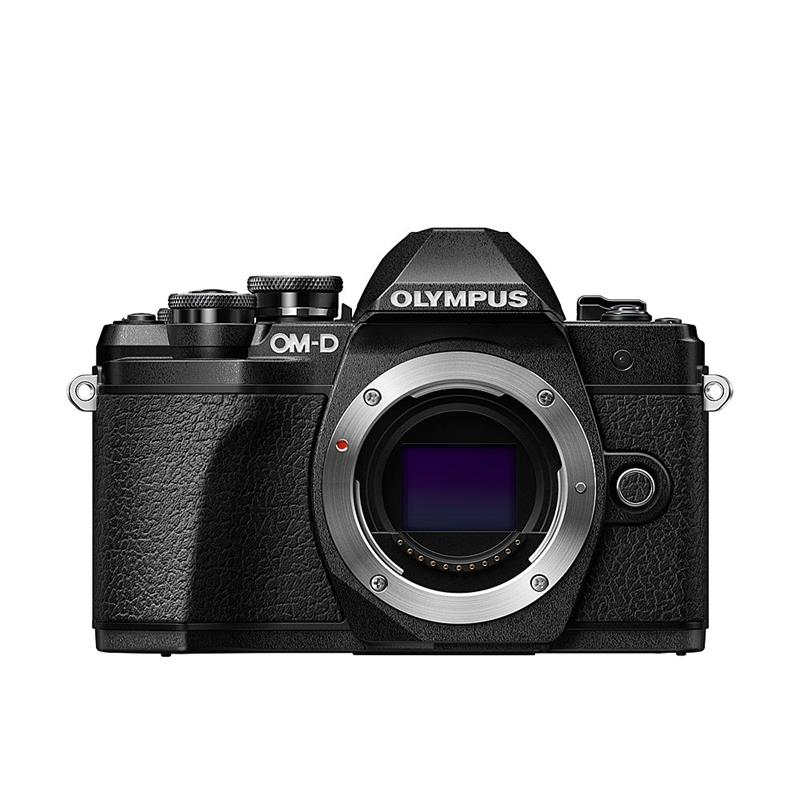 Olympus OM-D E-M10 III Body Only - Black Thumbnail Image 0