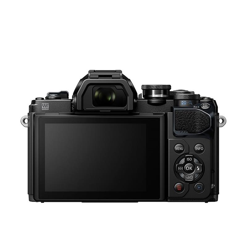 Olympus OM-D E-M10 III Body Only - Black Thumbnail Image 1