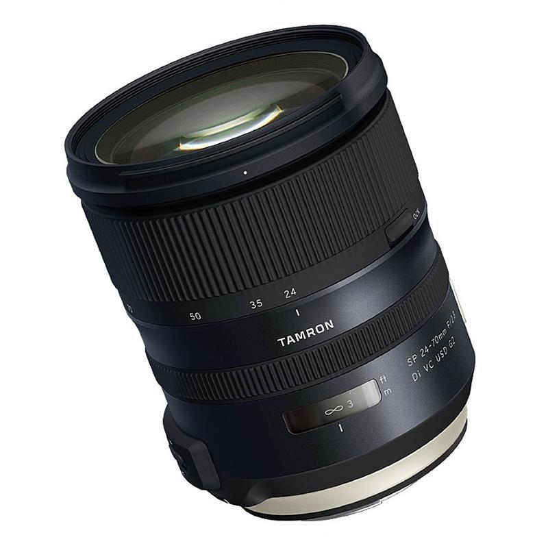 Tamron 24-70mm F2.8 Di VC USD G2 - Canon EOS Image 1