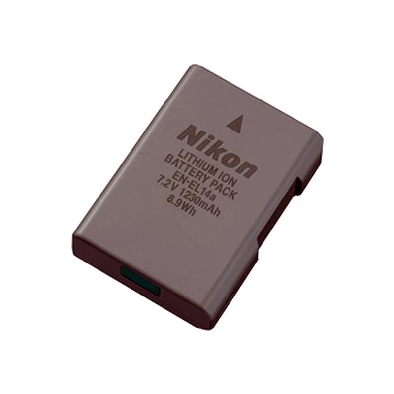 Nikon EN-El9a Battery (D3000/5000) Image 1
