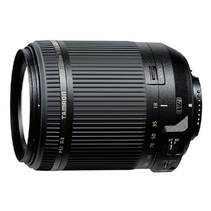 Tamron 18-200mm F3.5-6.3 DI VC II - Nikon AF Image 1