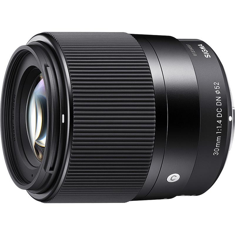 Sigma 30mm F1.4 DC DN  - Sony E Thumbnail Image 1