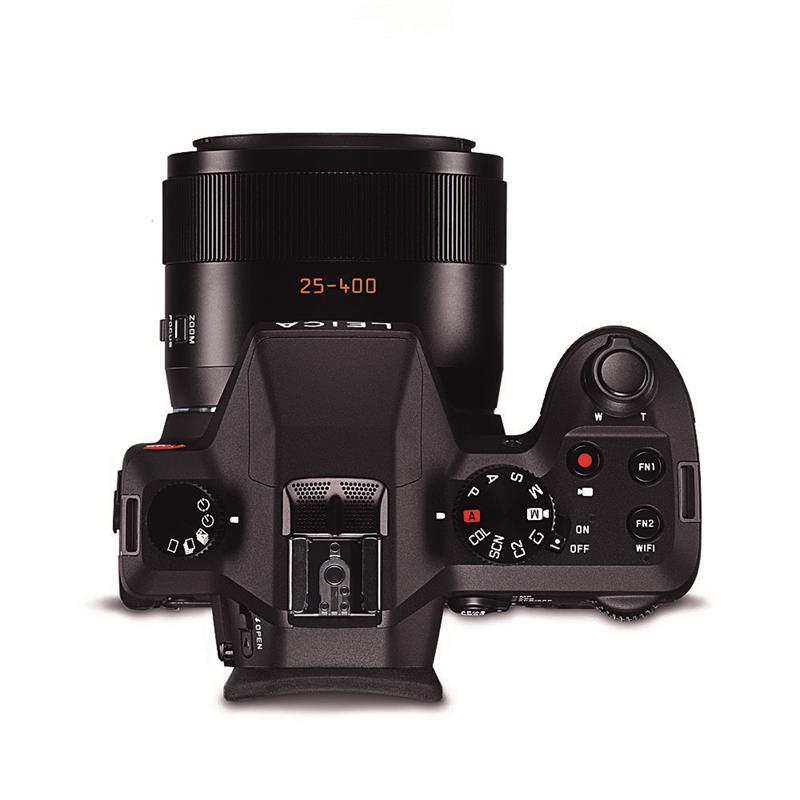 Leica V-Lux (Typ 114) - Black Thumbnail Image 1
