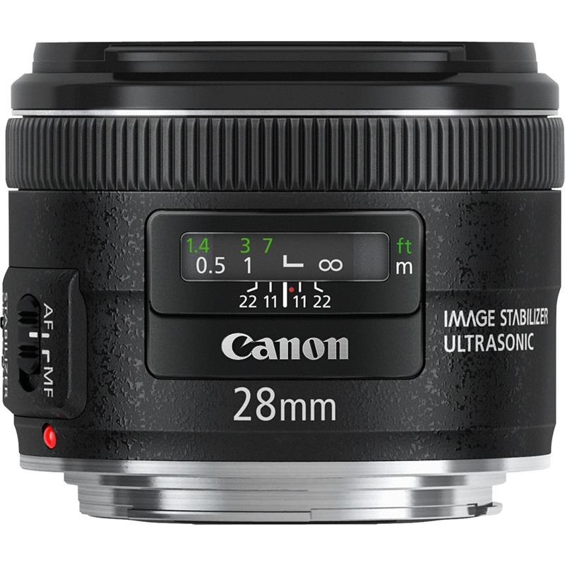 Canon 24mm F2.8 IS USM Image 1