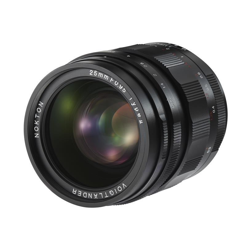 Voigtlander 25mm F0.95 II Nokton  Thumbnail Image 0