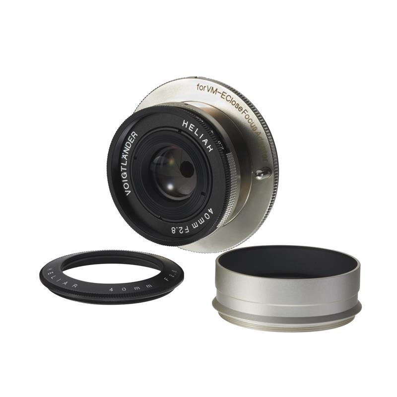 Voigtlander 40mm F2.8 VM Heliar Thumbnail Image 0