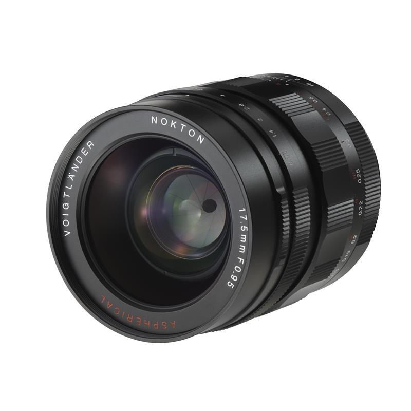 Voigtlander 17.5mm F0.95 Asph Thumbnail Image 0