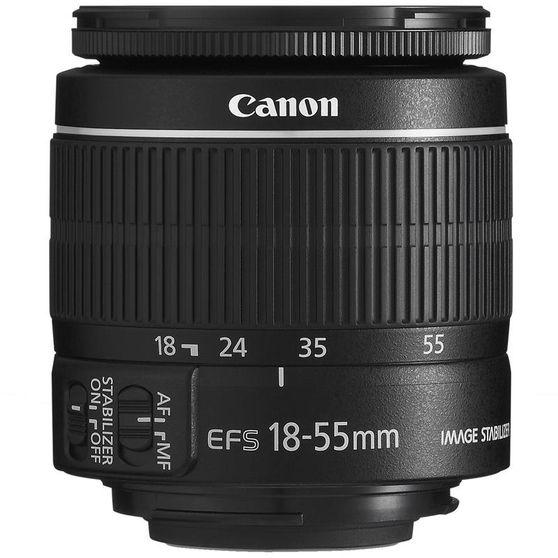 Canon 18-55mm F3.5-5.6 IS STM EF-S Image 1