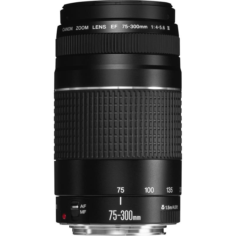 Canon 75-300mm F4-5.6 USM III Image 1