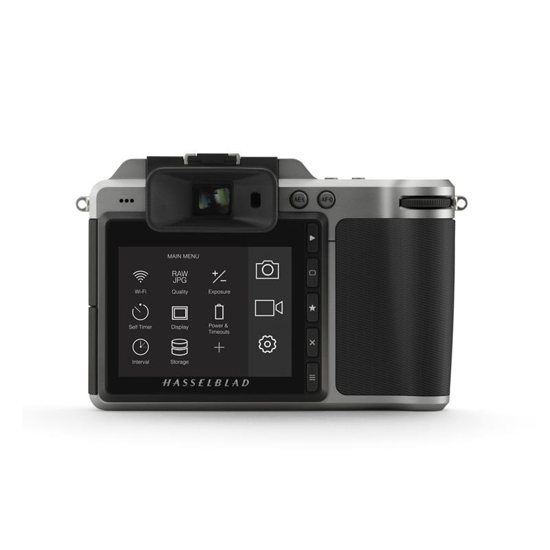 Hasselblad X1D 50C Body Only + X-H Lens Adapter (Demo) Thumbnail Image 1