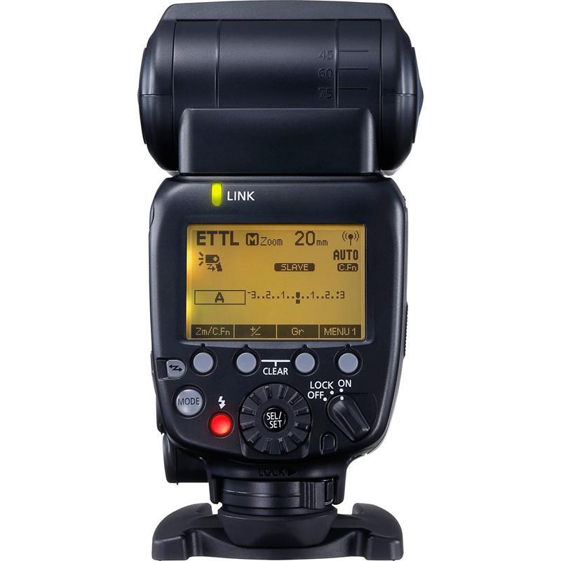 Canon 600EX-RT Speedlite II Thumbnail Image 1