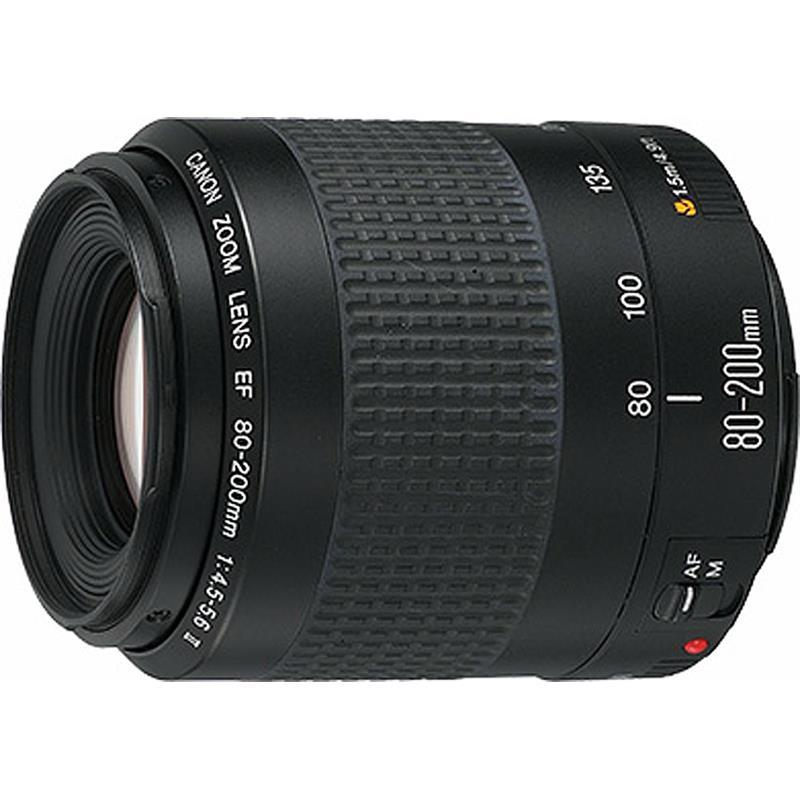 Canon 80-200mm F4.5-5.6 EF II Image 1