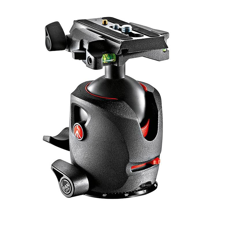 Manfrotto MH057 M0-Q5 Ball Head  Image 1